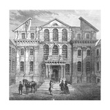 Monmouth House, 1770 Giclee Print
