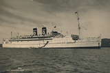 British Passenger Ship Ss Arandora Star of the Blue Star Line, 1936 Photographic Print
