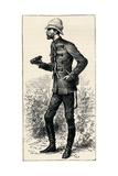 Lord Chelmsford, British Soldier, 1896 Giclee Print