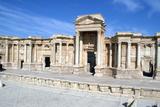 The Theatre, Palmyra, Syria Photographic Print by Vivienne Sharp