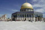 Dome of the Rock, Jerusalem, Israel Photographic Print by Vivienne Sharp