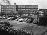 A Selection of 1960S Cars in a Car Park, York, North Yorkshire, May 1969 Photographic Print by Michael Walters