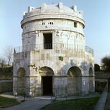 Mausoleum of Theodoric, 6th Century Photographic Print by CM Dixon