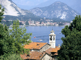 Lake Maggiore, Italy Photographic Print by Peter Thompson