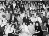 Women from the Ici Doncaster Plant at a Social Gathering, South Yorkshire 1962 Photographic Print by Michael Walters