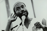 American Vocalist Bobby Mcferrin at the Bracknell Jazz Festival, 1983 Photographic Print by Denis Williams