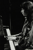 Canadian Pianist Renee Rosnes Playing at the Hertfordshire Jazz Festival, St Albans, 1993 Photographic Print by Denis Williams