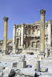 Nymphaeum, Jerash, Jordan Photographic Print by Vivienne Sharp