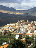 Monreale, Sicily, Italy Photographic Print by Peter Thompson