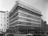 Refurbishment of a Building, Sheffield City Centre, South Yorkshire, 1967 Photographic Print by Michael Walters