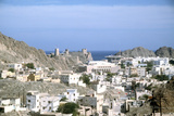 Muscat, Oman Photographic Print by Vivienne Sharp