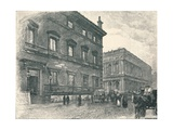 Carlton and Reform Clubs, 1896 Giclee Print