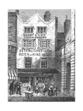 Temple Bar, 1846 Giclee Print