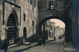 The Old Town of Rhodes, Greece, 1936 Photographic Print