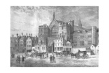 Westminster Hall, 1808 Giclee Print by  Swain