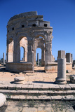 The Market, Leptis Magna, Libya Photographic Print by Vivienne Sharp