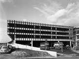 Recently Completed Doncaster North Bus Station, South Yorkshire, 1967 Photographic Print by Michael Walters