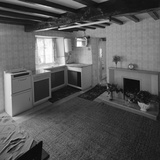 Cottage Interior, Harlington, South Yorkshire, 1964 Photographic Print by Michael Walters