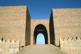 Mashki Gate, Nineveh, Iraq, 1977 Photographic Print by Vivienne Sharp