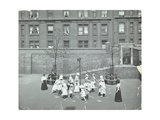 Dancing around the Maypole, Hugh Myddelton School, Finsbury, London, 1906 Photographic Print