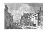 Old Street, Market Street, Westminster, 1820 Giclee Print