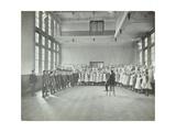Singing Lesson, Jews Free School, Stepney, London, 1908 Photographic Print
