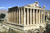 Temple of Bacchus, Baalbek, Lebanon Photographic Print by Vivienne Sharp