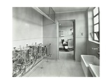 Sterilizing and Dental Theatre, Saint Ebbas Hospital, Surrey, 1938 Photographic Print