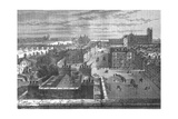 Westminster from the Roof of Whitehall, 1807 Giclee Print