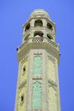 Minaret, Tozeur, Tunisia Stampa fotografica di Vivienne Sharp