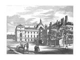 Old Palace Yard, 1796 Reproduction procédé giclée