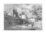 Scotland Yard, C1720 Giclee Print