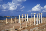 The Eastern Church, Apollonia, Libya, C7th Century Bc Photographic Print by Vivienne Sharp