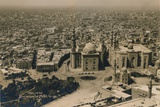 Cairo, from the Minaret of Citadel Mosque, 1936 Photographic Print