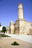 Ribat, Sousse, Tunisia Photographic Print by Vivienne Sharp
