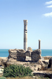Antonine Baths, Carthage, Tunisia Photographic Print by Vivienne Sharp