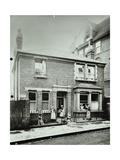 Housewifery, Surrey Lane School, Battersea, London, 1908 Photographic Print
