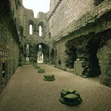 Middleham Castle, 12th Century Photographic Print by Robert Fitzrandolph