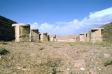 Temple of the Sibitti, Khorsabad, Iraq, 1977 Photographic Print by Vivienne Sharp