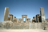 Palace of Darius, Persepolis, Iran Photographic Print by Vivienne Sharp