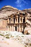 The Monastery, Petra, Jordan Photographic Print by Vivienne Sharp