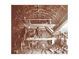 Bulkhead to Retain Compressed Air in Rotherhithe Tunnel, London, October 1906 Photographic Print