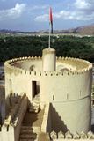 Rustaq Fort, Northern Oman Photographic Print by Vivienne Sharp