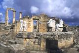 Tomb of Battus, Agora, Cyrene, Libya, C600 Bc Photographic Print by Vivienne Sharp