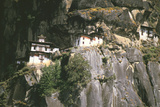 Tigers Nest Monastery, Bhutan Photographic Print by Vivienne Sharp
