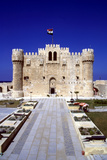 Fort Qaitbey, Alexandria, Egypt Photographic Print by Vivienne Sharp