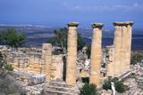 The Temple of Apollo, Cyrene, Libya, 6th Century Bc Photographic Print by Vivienne Sharp