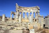 The Market, Leptis Magna, Libya Photographic Print by Vivienne Sharp