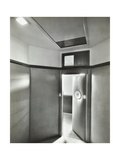 Padded Room, Saint Ebbas Hospital, Surrey, 1938 Photographic Print