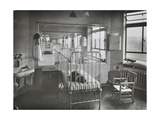 Childrens Isolation Wards, Brook General Hospital, London, 1948 Photographic Print